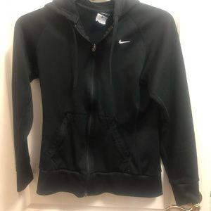 Nike Black Thermal Fit Jogger Set